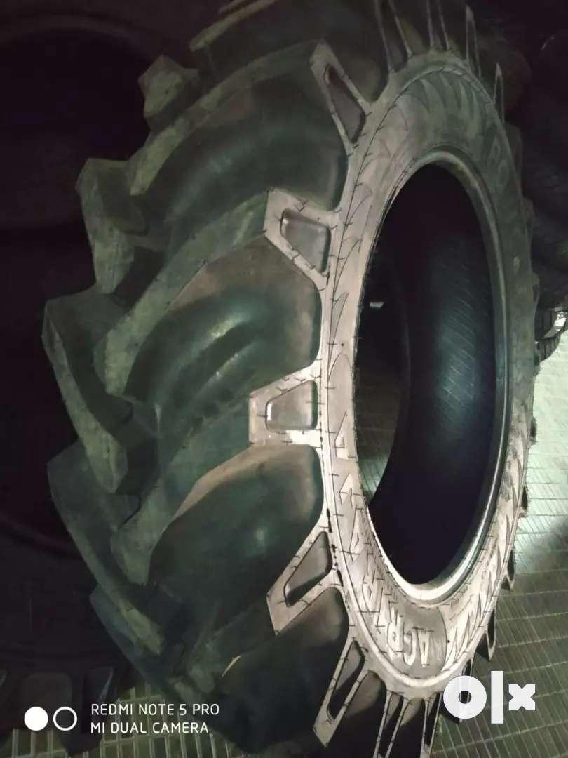 Agri tyres new 0