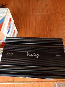 Power vintage 4 chnl