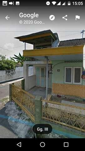 Disewakan rumah nyaman di Perak Ngingas Klaten Utara