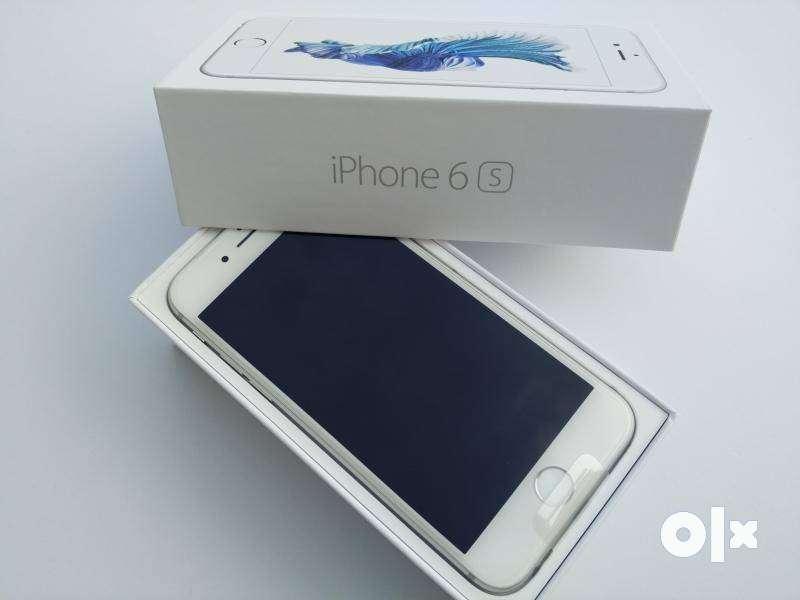 APPLE I PHONE 6S, 128GB IOS, FINGERPRINT WITH COD ( CALL ME & WHATSUP 0