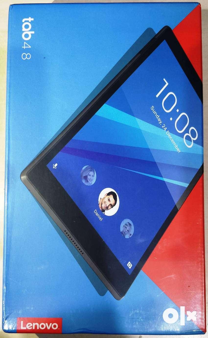 Lenovo Tab4 8 + Flip Cover (Brand New) Company pack