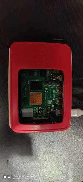 Mini Cpu/ Raspberry Pi 4 4 gb