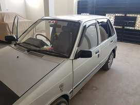Mehran A1 condition for sale (Total Genuine)