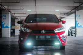 Toyota Yaris TRD Sportivo 2016 Mulus