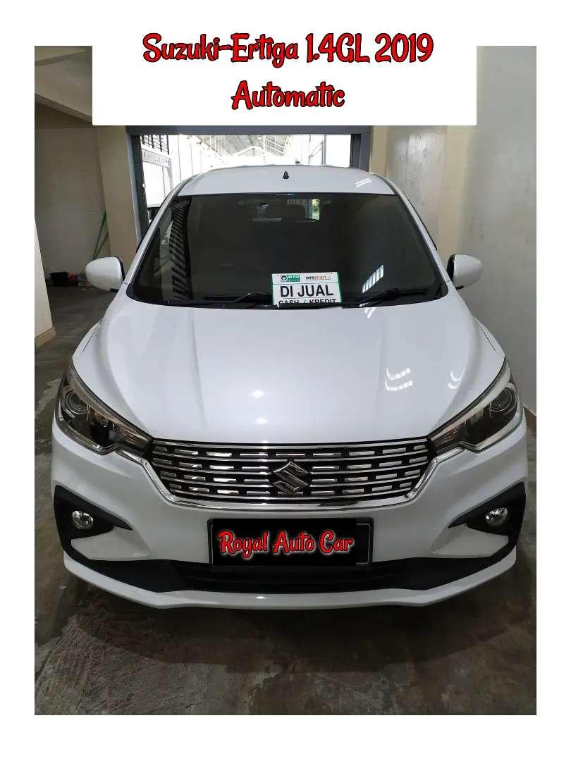 Suzuki Ertiga 1.400GL 2019 Automatic