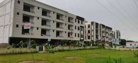 New 3 bhk flats JDA approved & 90% loneble