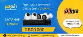 PAKET 4 channel Dahua 2 MP