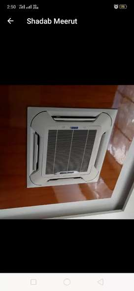 Central AC technician he know installation and repair of AC