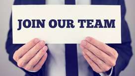 Urgent staff required for office team management