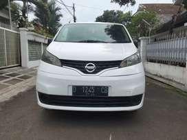 Nissan Evalia 1,5 manual 2013 white full original