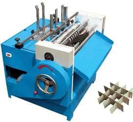 Mesin Partisi Otomatis Karton Box / Automatic Partition