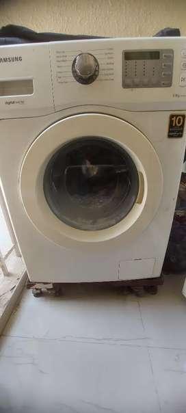 Samsung front load washing machine