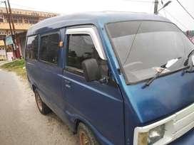 Mobil carry.1.0.mini bus.1990.van