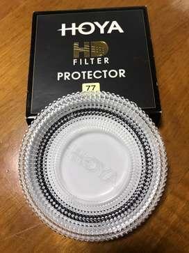 hoya HD protector 77mm