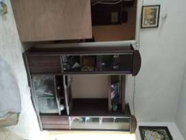 Furniture Tv Show case, Wooden cupboard, Wooden stand.