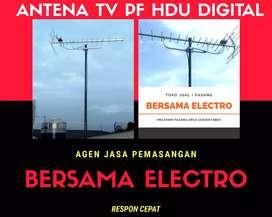 Pusat kantor pemasangan signal antena tv terpercaya