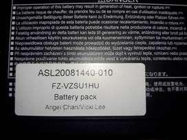New Laptop Panasonic Bettry pack