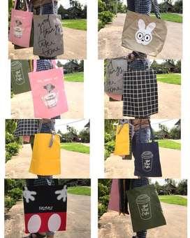 Tote Bag Canvas