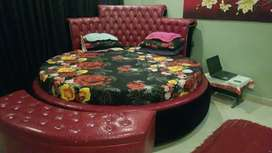 Bed and dressing for sale