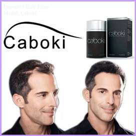 Caboki Hair Fiber, Beauty is more than a look, it's a feeling.