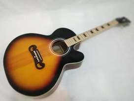 Gitar gibson maple Akustik