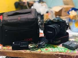 Canon 40d mulus kinyis banyak bonus