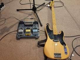 squier precision vibe bass