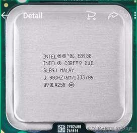 New Original Intel 3.0 GHz. Core 2 Duo Processor