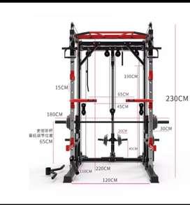 Power rack multifungsi