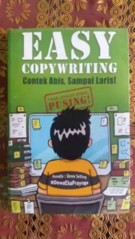 BUKU BISNIS EASY COPY WRITING
