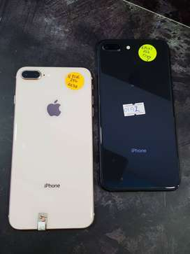Iphone 8 plus 256gb Original Inter Normal Bergaransi!!