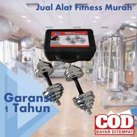 Alat Fitness Total Fitness Dumbell Set 30 Kg TERIMA COD