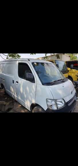 Daihatsu Grandmax blindvan 2015 putih ors mulus/Suzuki Carry/Grandmax