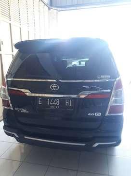 Toyota Kijang Inova 2015