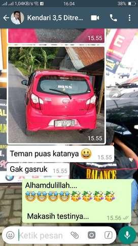 CUKUP pasang BALANCE DAMPER Mobil Jd Makin STABIL,Ayunan Keras Tratasi