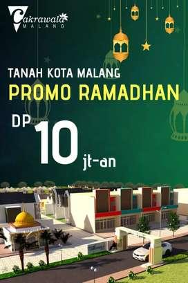 Investasi 0 Resiko Kavling Perumahan Siap Bangun Cakrawala Malang