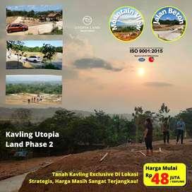 Tanah Kavling Premium dengan Spot Foto Instagramable