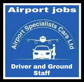 Need candidates in Airport staff