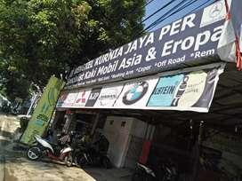 Bengkel Specialist Kaki Mobil Asia dan Eropa