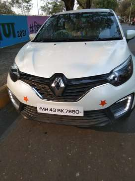 Renault Captur 2018 Diesel Good Condition all paper clear no work