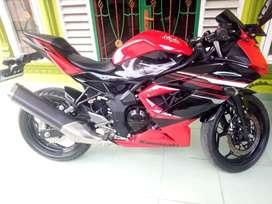 Jual Kawasaki Ninja RRmono 250SL