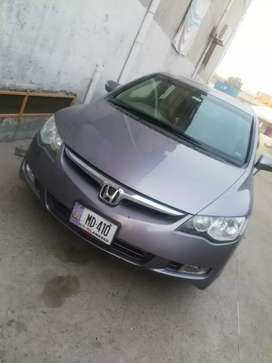 Honda civic manual good condition.
