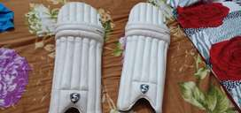 Cricket batting legpad
