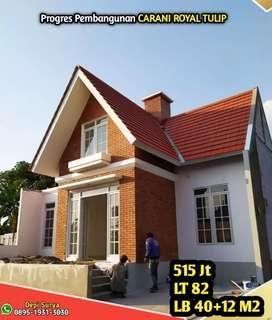Rumah Cihanjuang Bandung Barat dkt Pemkot Alun 2 Cimahi DP Kpr murah