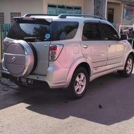 Toyota Rush 2012 M/T