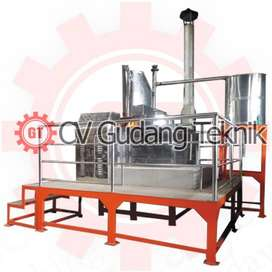 Mesin Penggoreng Full Otomatis