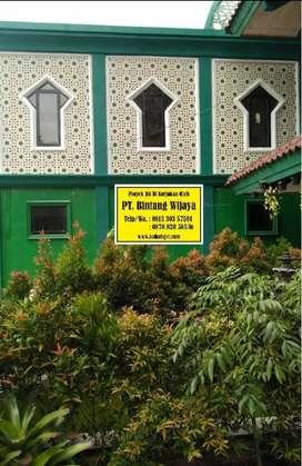 Jasa Pemborong Krawangan Masjid GRC Di Tigaraksa