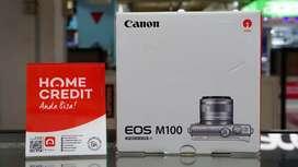 Kredit Kamera Mirrorless CANON EOS M100 KIT