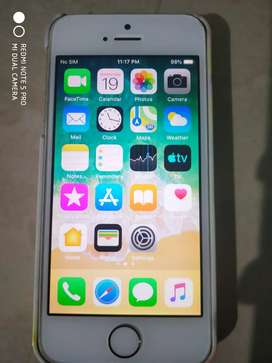 I phone 5s very good condition,
