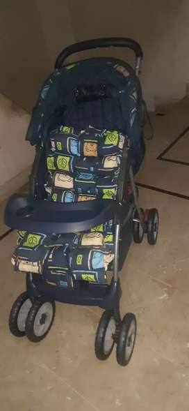Walker 3 months used imported hai